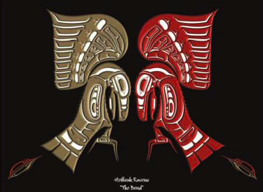 "Heiltsuk Ravens ""The Bond"""
