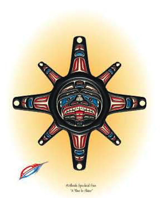 "Heiltsuk Sun ""A Time to Shine"